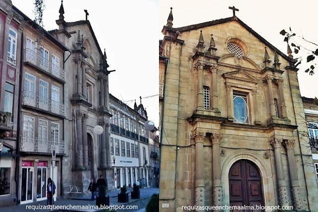 Igreja da Misericórdia, Guimarães