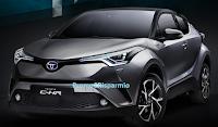 Logo Vota il King of the Flow e vinci Toyota C-HR