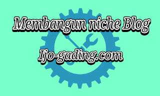 Membangun Niche Blog