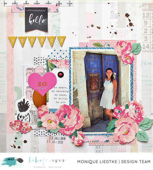 Like For Ever March Keepsake Kit Inspiration | Hello Greece