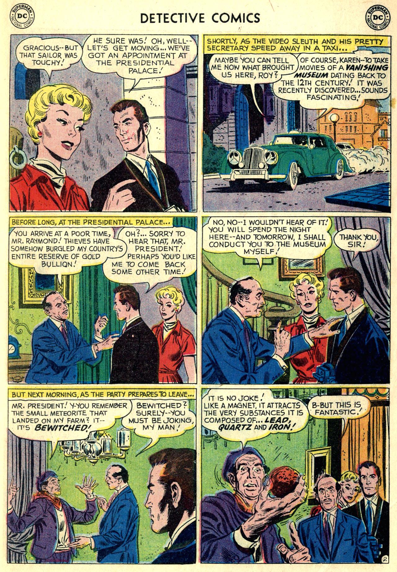 Detective Comics (1937) 269 Page 18