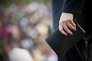 Os ministros de Cristo são mensageiros