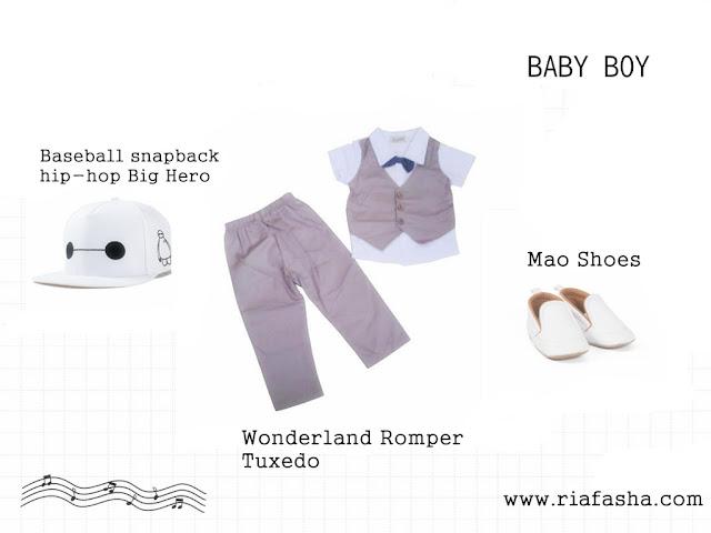 aneka perlengkapan bayi di matahari mall