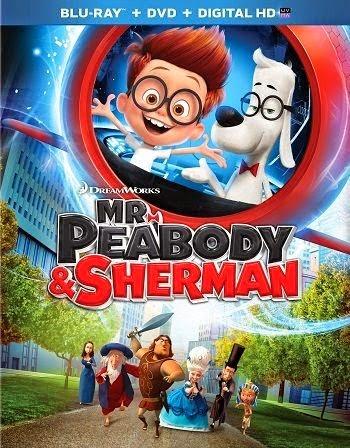 Mr. Peabody & Sherman (2014) Dual Audio 720p   480p BluRay World4ufree