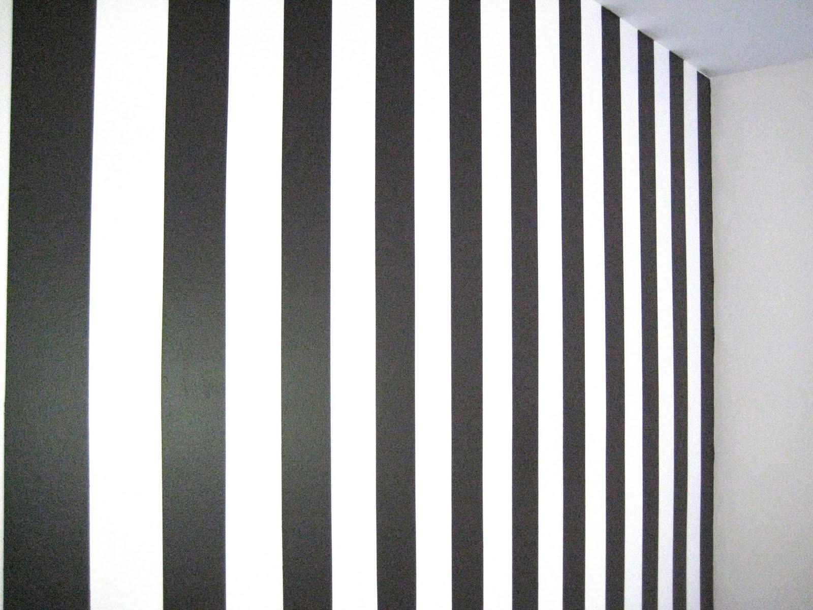 Striped Walls Rub N Buff