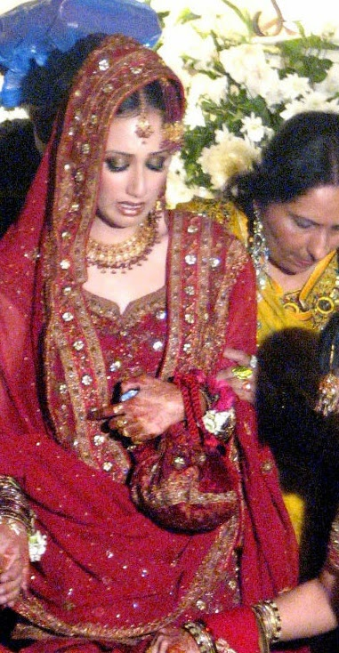 Iman Ali Is One Of The Famous Model And Actor Too Here We Have Brought Her Wedding Snaps Hope You Like Pictures
