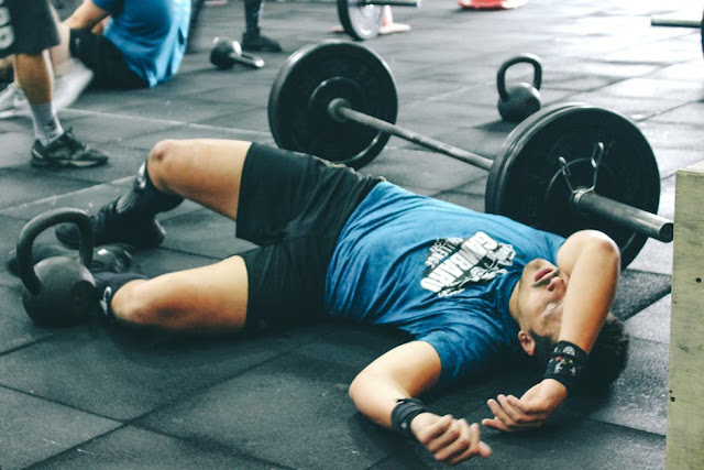 how to decrease muscle soreness when working out