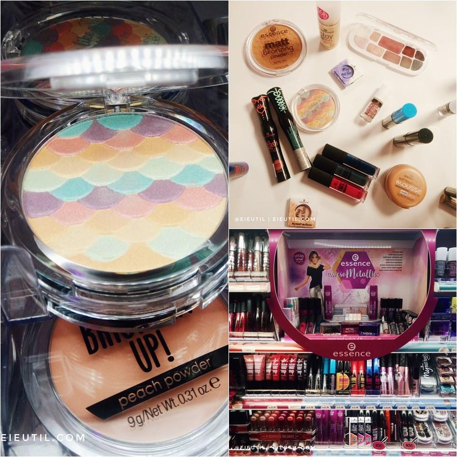 Evento: Essence Cosmetics chegou no Brasil!