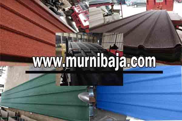 Jual Atap Spandek Pasir di Jawa Tengah - Harga Murah Berkualitas