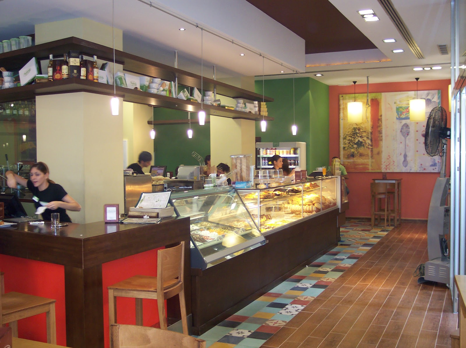 Decoracion cafeterias modernas - Diseno cafeterias modernas ...