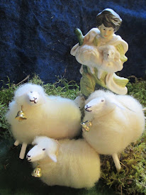 Wee Little Sheep ~ My Etsy