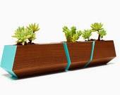 Wooden planters Portland Oregon