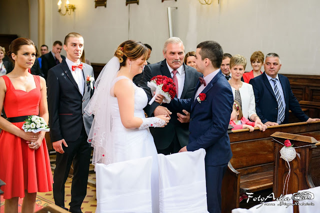 fotografia ślubna Trzebinia