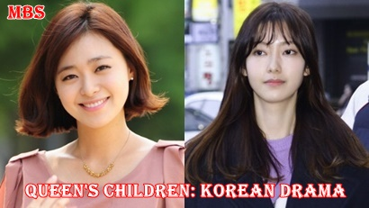 Queen's Children korean Drama