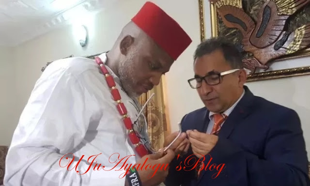 Nnamdi Kanu hiding in a secret safe house, gives IPOB new instructions