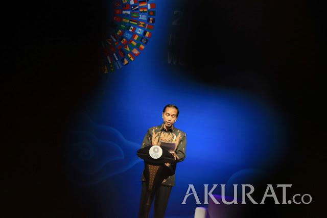 Ingatkan Anggota TKN Tak Gunakan Politik Kebohongan, Jokowi: Jangan, Jangan, Jangan!