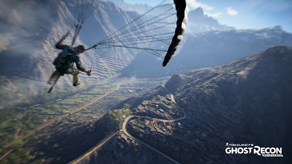 Tom Clancys Ghost Recon Wildlands PC Free Download Screenshot 1