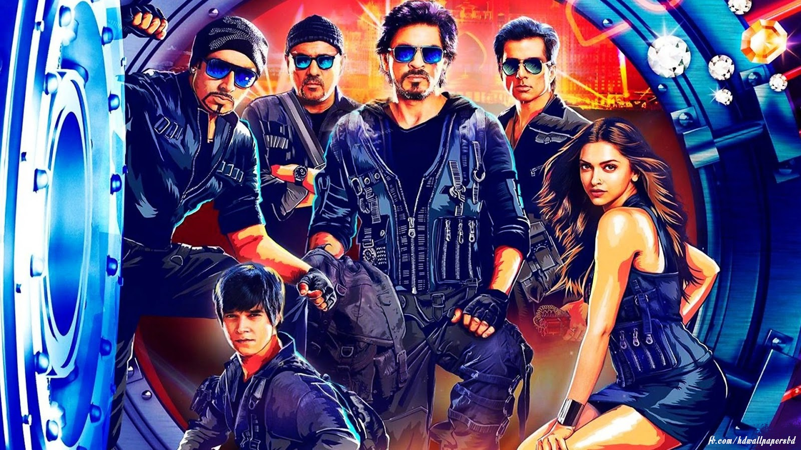 happy new year movie poster download