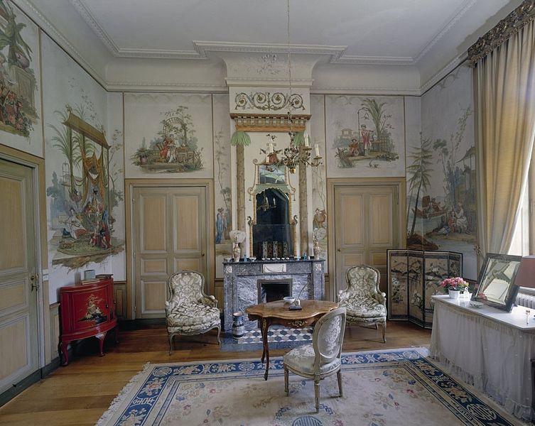 Sculpture ornementale patrick damiaens des int rieurs for Interieur 18eme siecle