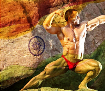 mukesh-singh-gehlot-bodybuilder