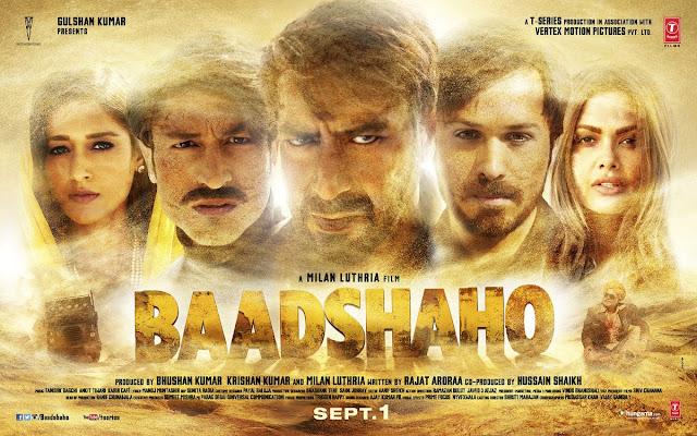 Baadshaho Movie Dialogues Lyrics - Ajay Devgan