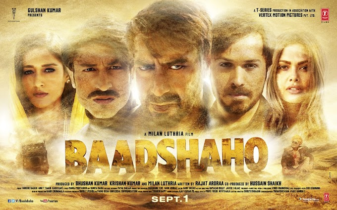 Baadshaho Movie Dialogues By Ajay Devgan, Emraan Hashmi, Vidyut Jammwal
