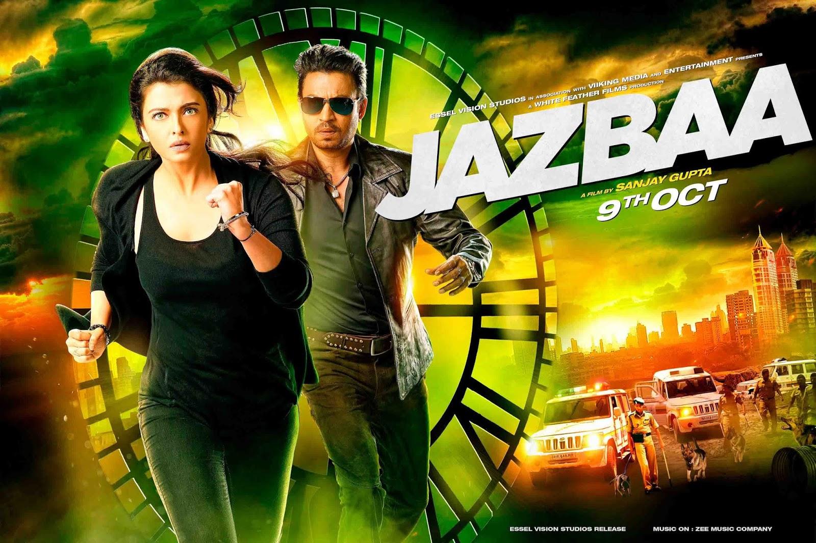 Jazbaa Full Movie Online