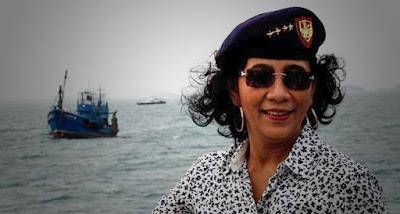 Lembaga survei PolMark Indonesia : Susi Menteri Terbaik, Jenderal Gatot Dianggap Memuaskan