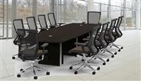 Cherryman Verde Conference Tables at OfficeFurnitureDeals.com