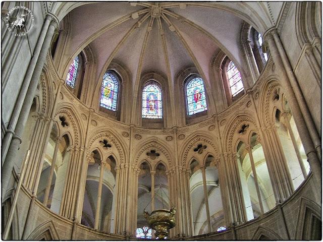CAEN (14) - L'abbaye aux Hommes