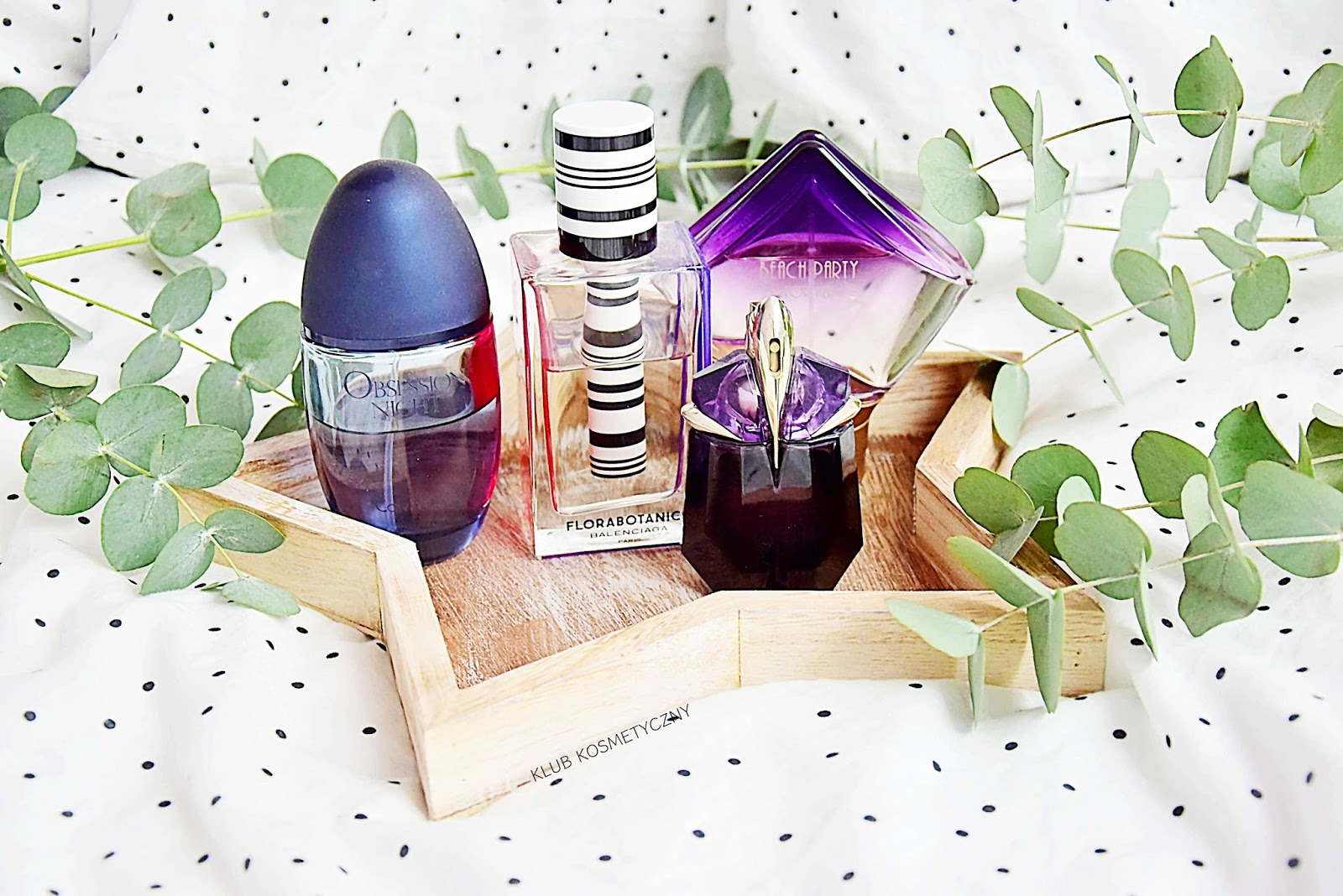 Jak dobrać perfumy do okazji?