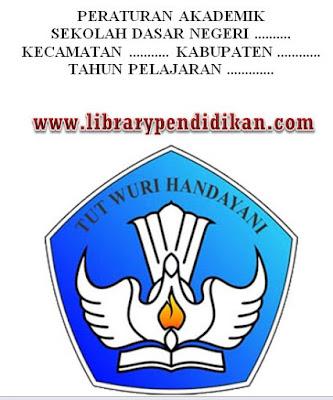 Download Contoh Peraturan Akademik di SD (Sekolah Dasar), librarypendidikan