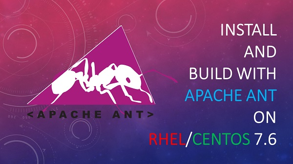 install-and-build-with-apache-ant-on-rhel-centos-7.6