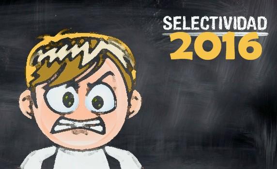Exámenes selectividad 2016 resueltos