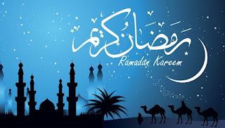 Awal Ramadhan Kamis 17 Mei 2018