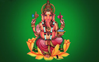 Advance Ganesh Chaturthi 3D HD Images