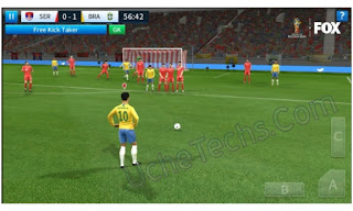 DLS Mod World Cup 2018 Gameplay
