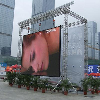 Đơn vị thi công màn hình led ngoài trời chính hãng tại TP.HCM