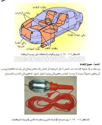 تحميل كتاب ورشة الميكانيك وإجراءات السلامة PDF