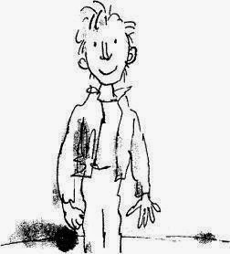 Authorquest who is the protagonist in willy wonka for Charlie and the chocolate factory coloring pages