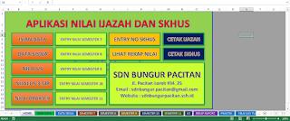 Download Aplikasi Olah Nilai SKHUS & Ijazah