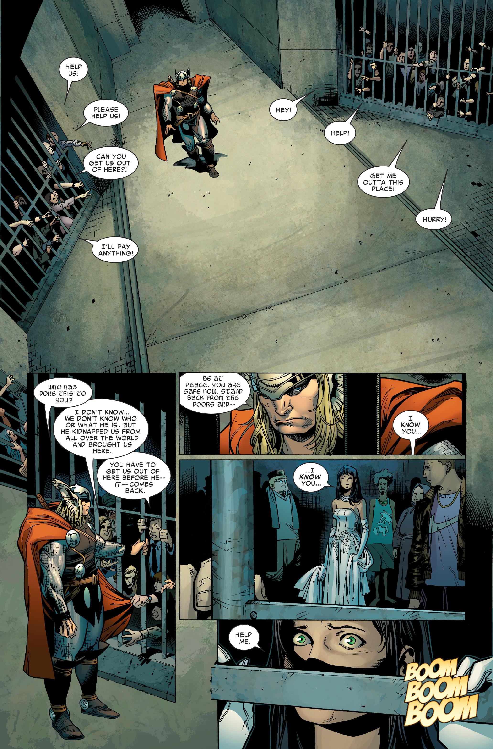 Thor (2007) Issue #5 #5 - English 9