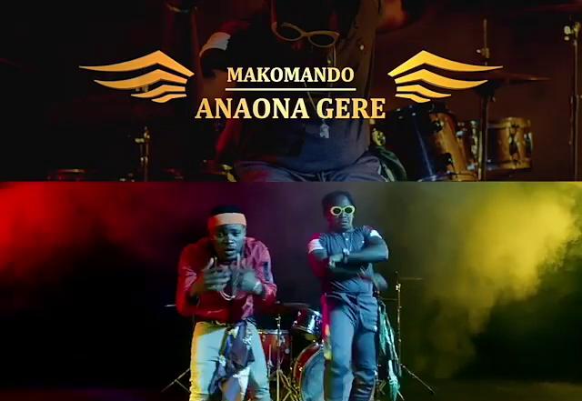 Makomando - Anaona Gere