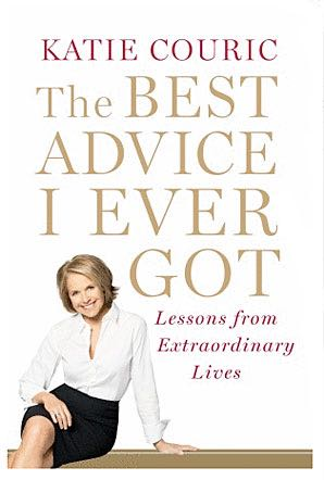 The Best Advice I Ever Got book review