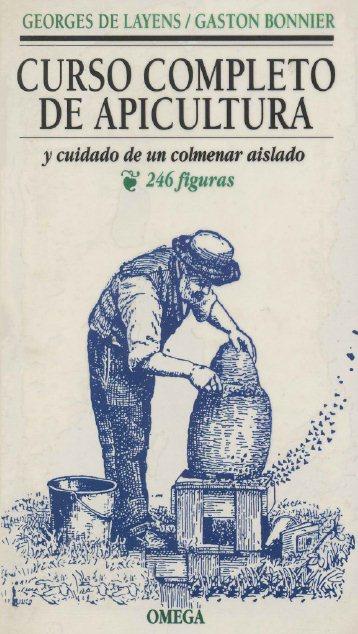 Curso Completo de Apicultura – Georges de Layens & Gaston Bonnier