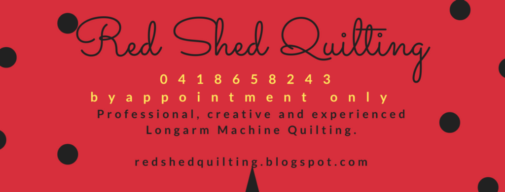 Red Shed Quilting