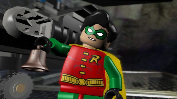 LEGO Batman The Videogame PC Full Español