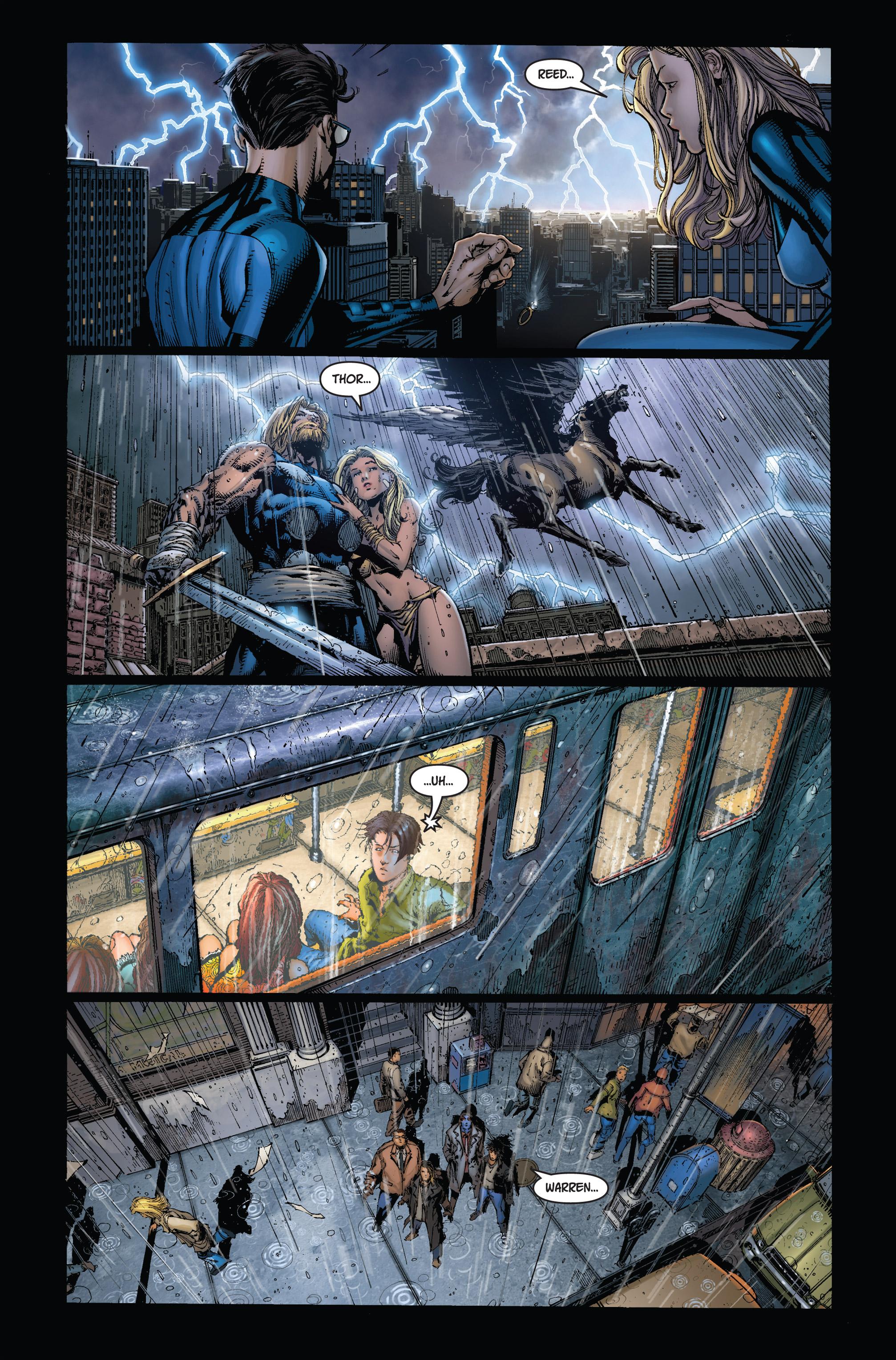 Read online Ultimatum comic -  Issue #1 - 7