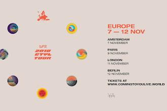[TOUR] DPR en Europa del 7 al 12 de Noviembre