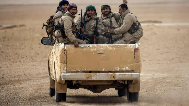 EEUU aprueba $400 millones en armas a las milicias kurdas en Siria